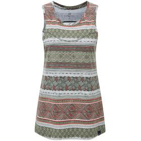 Sherpa Kira - Camisa sin mangas Mujer - Oliva